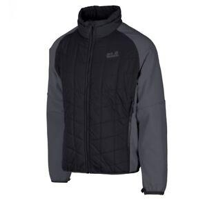 6000 Pour Man Hybrid Wolfskin Jacket l'extérieur Jack 1204291 Grassland xqRF8wO