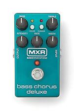 MXR M83 Bass Chorus Deluxe Bass Guitar Effects Pedal!