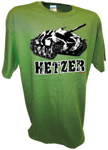 Hetzer Hetz Jagdpanther Jagdpanzer 38t German Military Ww2 World Tank Panzer Tee