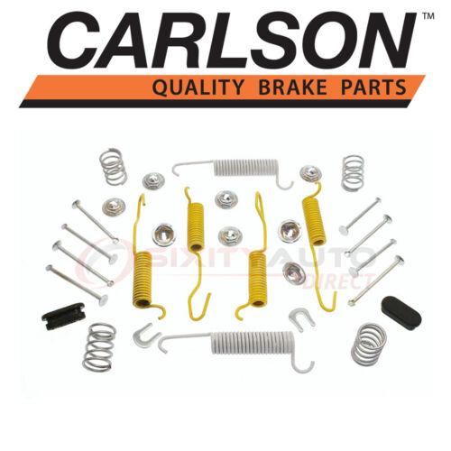 Shoe Service rv Carlson Rear Drum Brake Hardware Kit for 1979-1983 Jeep CJ5