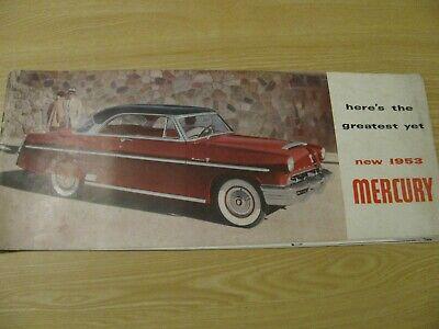 1991 Mercury Sable 28-page Original Dealer Sales Brochure Catalog
