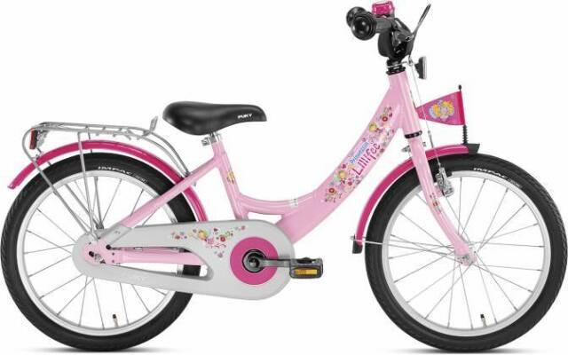 Kinderfahrrad Puky 4329 Lillifee Fahrrad ZL18 Kinderrad Rücktritt Alu18 Zoll