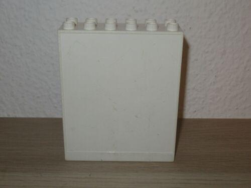 Lego Duplo Weiße Regalwand
