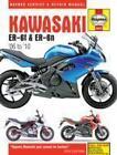 Kawasaki ER6 Service and Repair Manual von Phil Mather (2010, Gebundene Ausgabe)