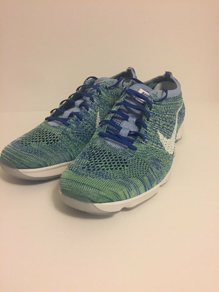 Women's Nike Flyknit Zoom Agility Training Running Shoes (698616 403) 11.5 NEW