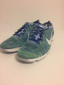 11 de Nike Chaussures 403 femme Flyknit course 698616 Neuf pied pour Agility à 5 Zoom B14p74wdxn