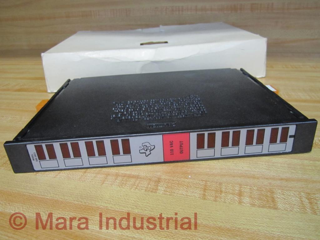 500-5011 Texas Instruments 110VAC Output 5005011   W567
