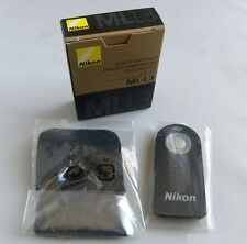 ML-L3 MLL3 Wireless Nikon D610 D5300 D5200 D3200 D3300 D90 D7100 J1 V2 Remote