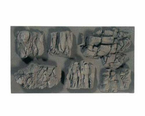 NOCH Struktur-Felsstücke Sandstein