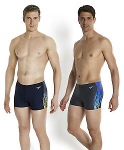 53415d055a6 Image is loading Speedo-Men-039-s-Swimming-Costume-Dynamic-Wave-