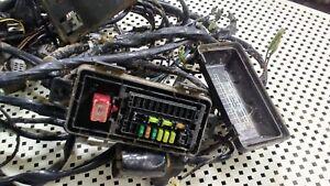 details about 01 03 kawasaki mule 3000 3010 ( trans) complete wiring harness & fuse box kawasaki mule 2510 fuse box location fuse box on kawasaki mule #15