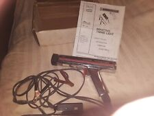 Sears Craftsman Vintage Inductive Timing Light Model 161213400 Withmanual