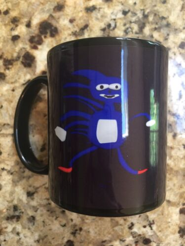 Sega Shop April Fools Day Exclusive Sanic Sonic the Hedgehog Meme Coffee Mug Cup