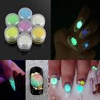 Luminous Lady 3D Nail Art Sticker Stickers Tips Decoration DIY Acrylic Manicure