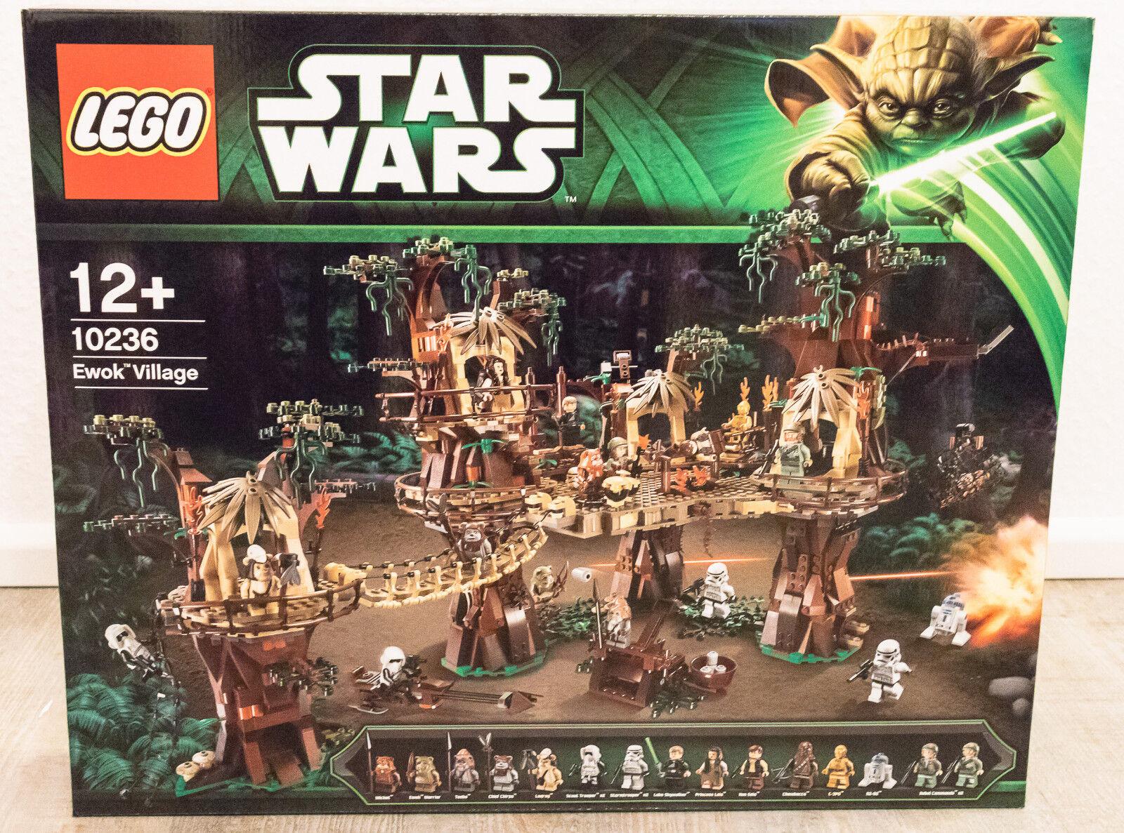 LEGO ® Star Wars ™ 10236 BP Village RAR NUOVO OVP NEW MISB Sealed NRFB