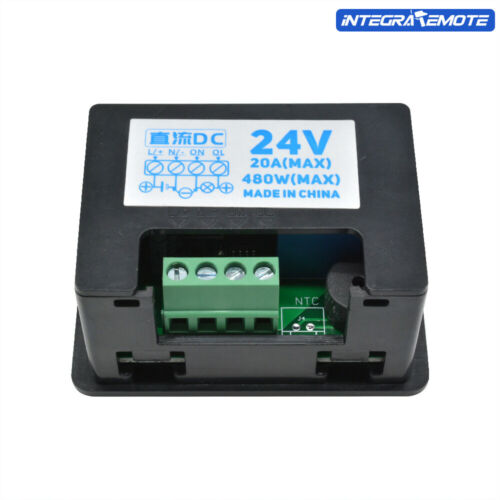 Details about  /12V//24V Delay Relay Module Timer LED Display Intelligent Cycle Controller T2310