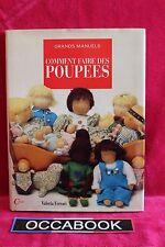 Comment faire des poupées - Valeria ferrari - Livre - Occasion