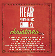hear something country christmas by various artists cd oct 2007 rca - Country Christmas Cd