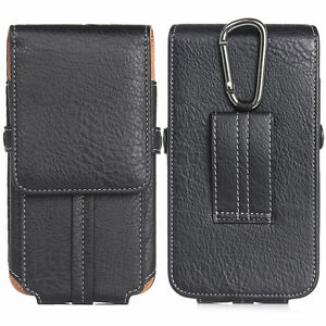 Climbing Flip PU Leather Card Case For Samsung S8 Note8 Pockets 4.7 5.5 6.3 LG