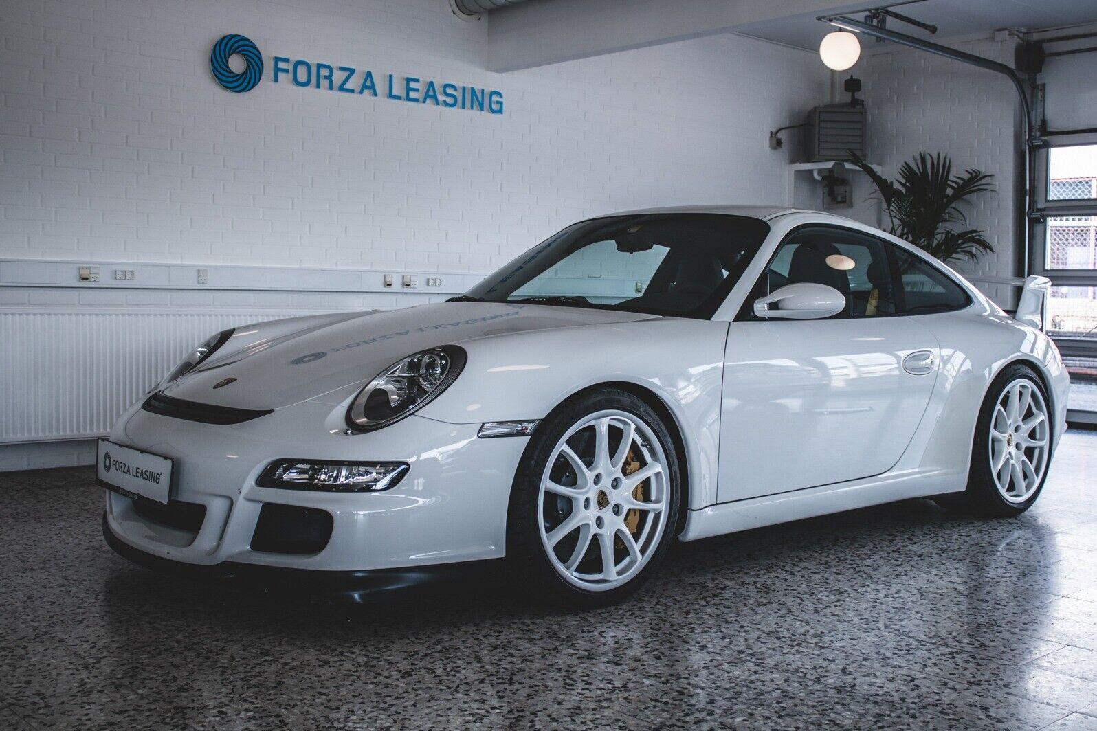 Porsche 911 GT3 3,6 Coupé 2d - 682.820 kr.