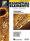 Essential Elements Ee2000 Tenor Saxophone: French Edition by Hal Leonard Publishing Corporation (Paperback / softback, 2009)