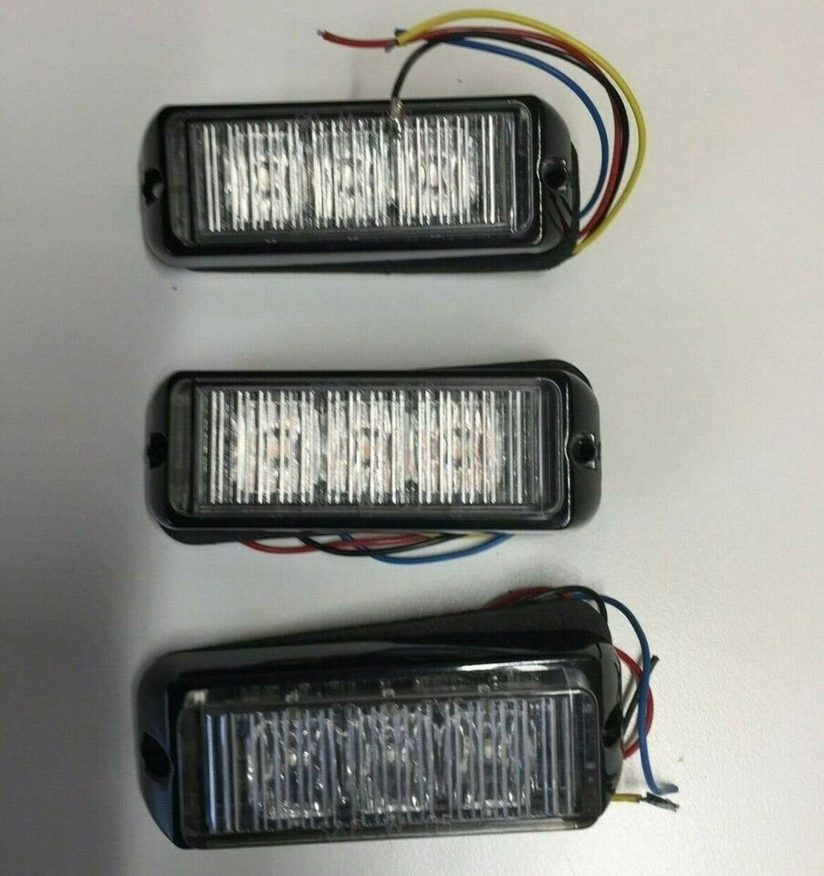 LED Blitzblink 12/24V
