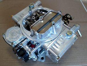 Holley-4160-600-CFM-Electric-Choke-4-BBL-Barrel-Auto-Carburetor-0-80457S-RETURN