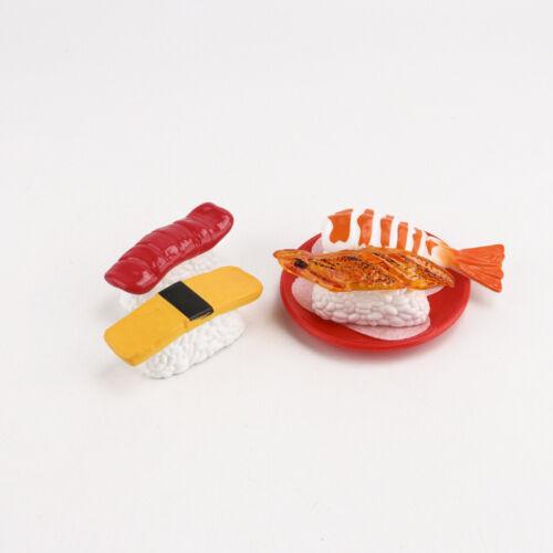 Training der Kinder der Japanischen 30x Miniatur Sushi Küchenspielzeug