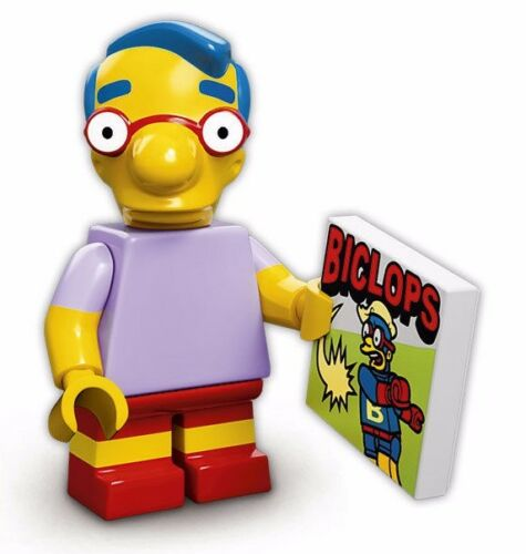 LEGO 71005 Simpsons Series 1 Minifigure Milhouse van Houten NEW