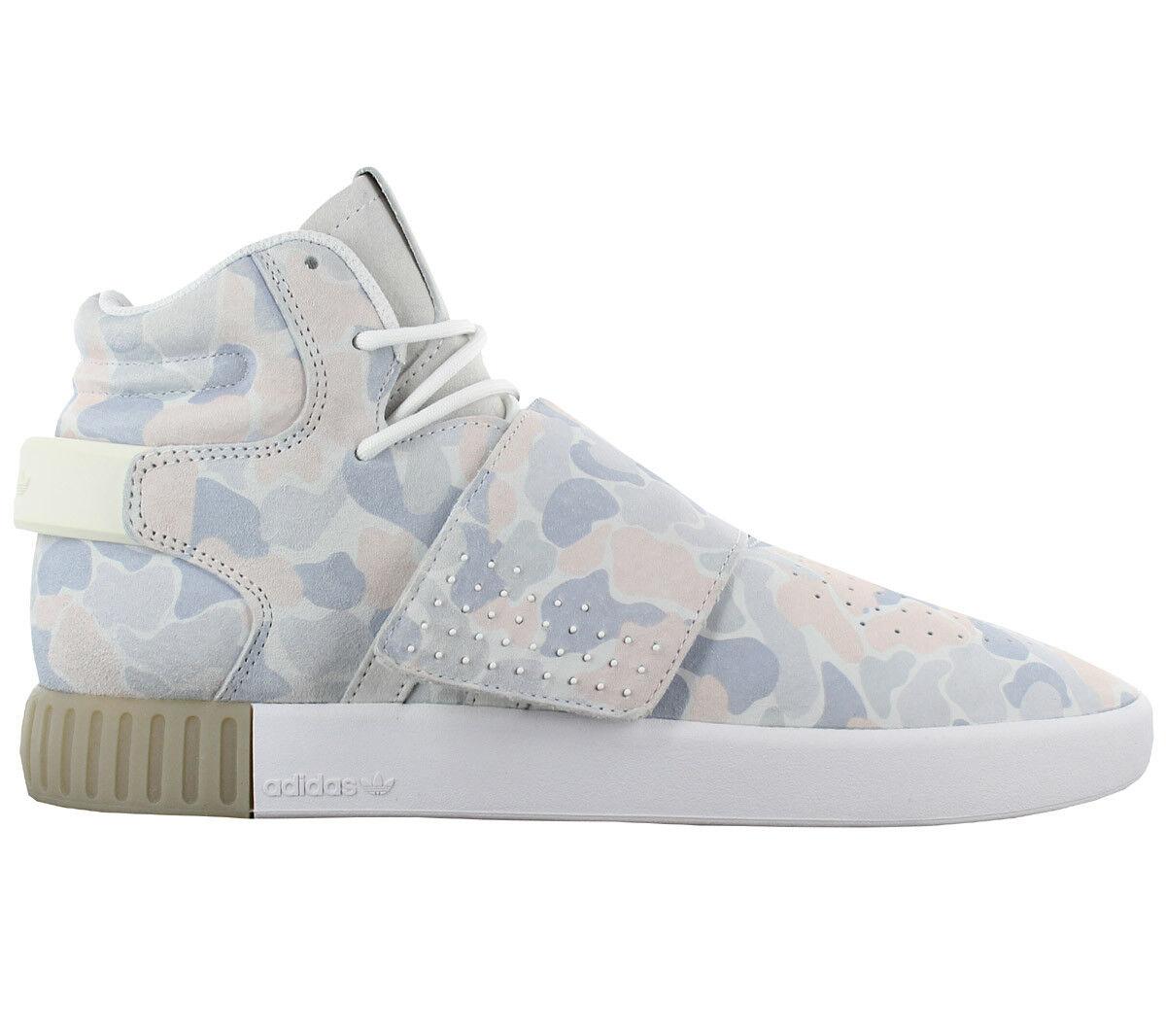 adidas Originals Tubular Instinct Bleu blanc homme chaussures In