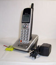 at/&t 5.8 ghz cordless phone handset belt clip for tl72108 tl72208 tl72308