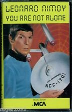 Leonard Nimoy - You Are Not Alone (1987) - New MCA Cassette Tape!