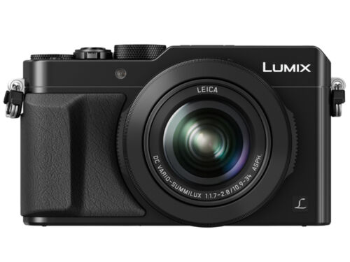 1 of 1 - Panasonic LUMIX DMC-LX100 12.8MP Digital Camera - Black
