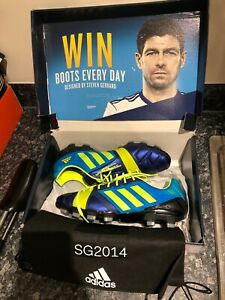 Brand-New-Limited-Edition-Adidas-Nitrocharge-1-0-SG2014-UK8-5-Chaussures-de-Football