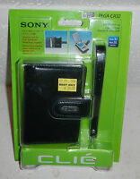 Sony Clie Pega Ca32 Handheld Pda Carrying Case