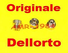 KIT 3 GETTI Carburatore Dell'orto Ø 5  1486 SHA SHB SHBC   FILETTO Ø 5