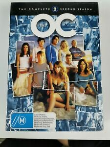The-OC-Season-2-New-Sealed-DVD-Region-4