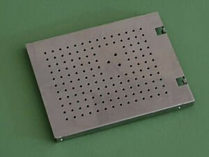 Details about Commodore 64 Breadbin VIC II Heat Sink / Shielding cover