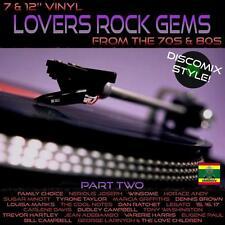 REGGAE LOVERS ROCK GEMS PART 2 MIX CD