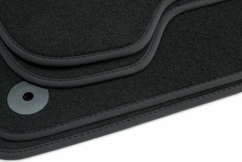 Premium Fußmatten für Seat Ibiza 5 KJ Xcellence FR Style ab Bj.2017