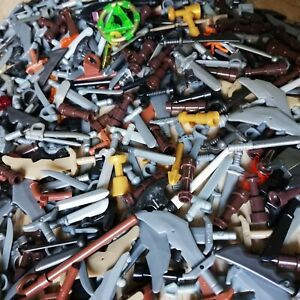 LEGO-Medieval-Weapons-Pack-for-Minifigures-X30-Per-order-LOTR-Kingdoms-amp-castle