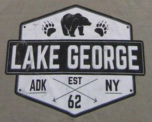 Lake George New York NY T-Shirt EST