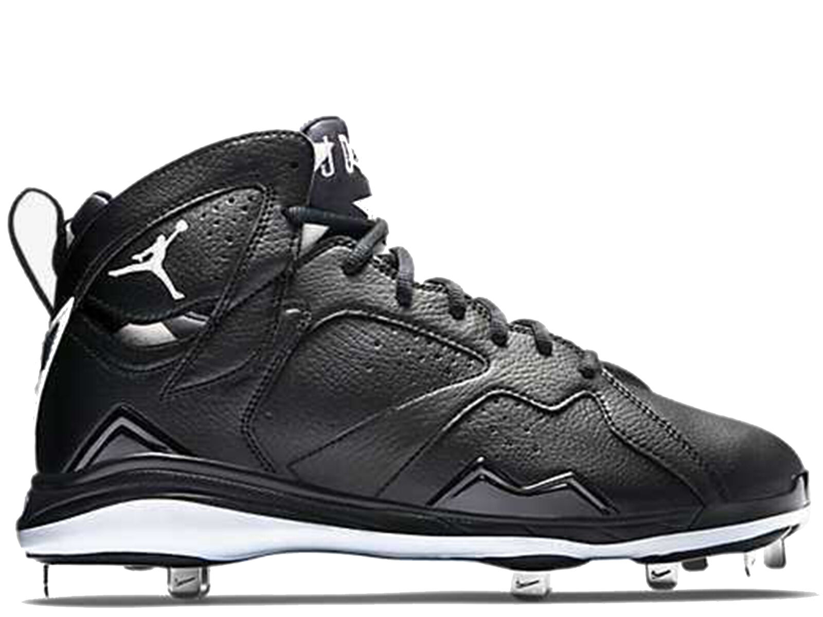 Men's Brand New Air Jordan 7 Retro Metal Cleat Athletic Sneakers [684943 010]