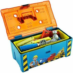 Bob-the-Builder-Bob-039-s-Ultimate-Build-amp-Saw-Toolbox-Toy-Playset