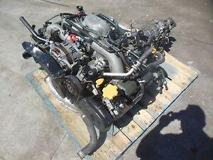 1999-2005 Subaru Impreza Legacy Forester Engine JDM EJ20 ...