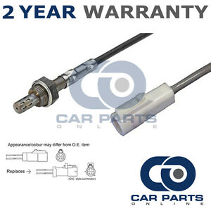 2004 ford focus o2 wiring for ford focus 2.0 16v st170 2002-04 4 wire rear lambda ... 2004 ford focus radio wiring diagram #2