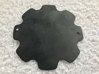 Vaillant Mag 125 Alter Typ Warmwasserbereiter Membran 010001 Schwarz Gummi