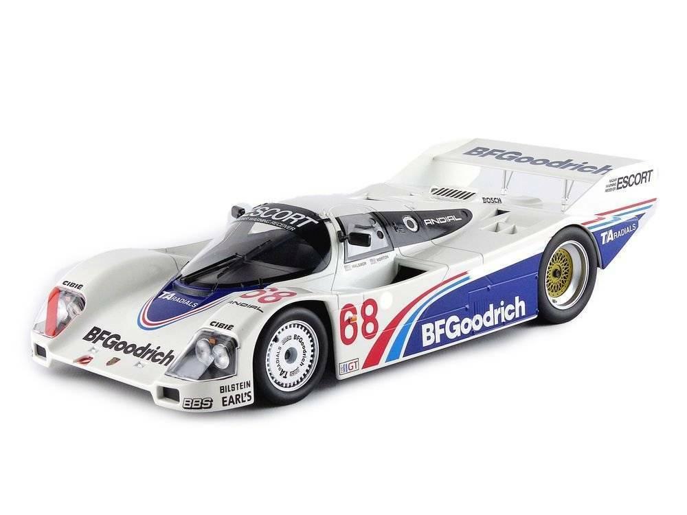 Porsche 962 IMSA Winner Riverside 1985 - 1 18 - - - Norev 83e8bc