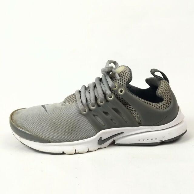 détaillant en ligne a6f30 acf43 Nike Presto GS Sneakers Kids Youth Size 6Y EUR 38.5 Cool Grey White  833875-010