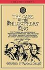 The Case of the Philosophers Ring by Randall Collins (Paperback, 2009)